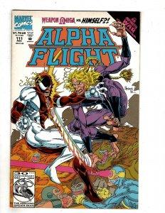 Alpha Flight #111 (1992) YY7