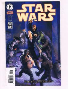 Star Wars Prelude To Rebellion #2 VF Dark Horse Comics Comic Book DE15
