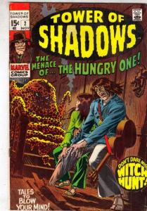 Tower of Shadows #2 (Nov-69) VF/NM Mid-High-Grade