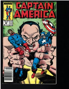 Captain America #338 (Marvel, 1988)