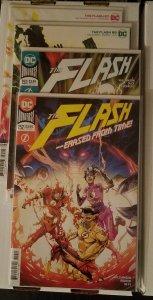 The Flash (Vol. 6) #87-88, 751-762