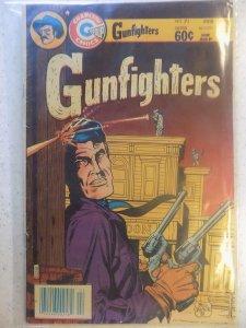 GUNFIGHTERS # 71 CHARLTON WESTERN