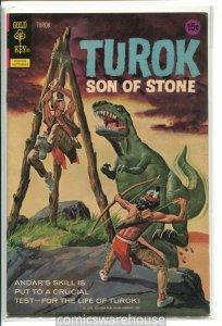 TUROK SON OF STONE (1954 DELL) #80 FN/VF A08471