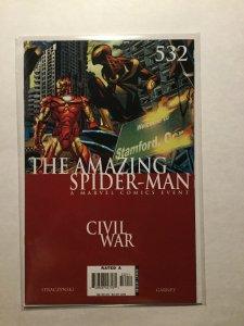 Amazing Spider-Man 532 Near Mint Nm Marvel