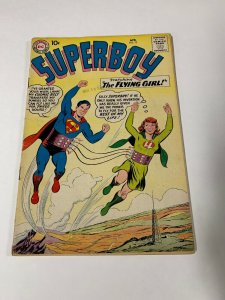 Superboy 72 4.5 Very Good + Vg+ Dc Silver Age