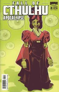 Fall of Cthulhu: Apocalypse #4A VF/NM; Boom! | save on shipping - details inside