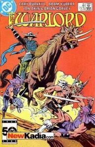 Warlord (1976 series) #95, VF+ (Stock photo)