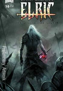 Elric: The Balance Lost #10A VF; Boom! | save on shipping - details inside