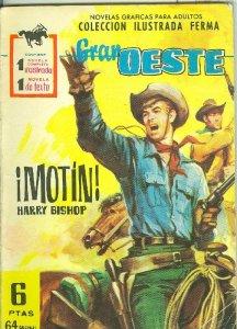 Gran Oeste numero 163: Motin