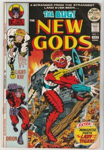 New Gods #9 (Jul-72) FN/VF Mid-High-Grade Orion