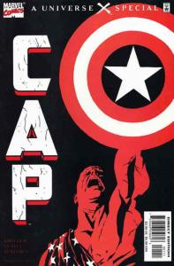 Universe X: Cap #1 VF/NM; Marvel | save on shipping - details inside