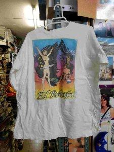 Camiseta - Primera camiseta del Boletin con una ilustracion realizada por Jua...