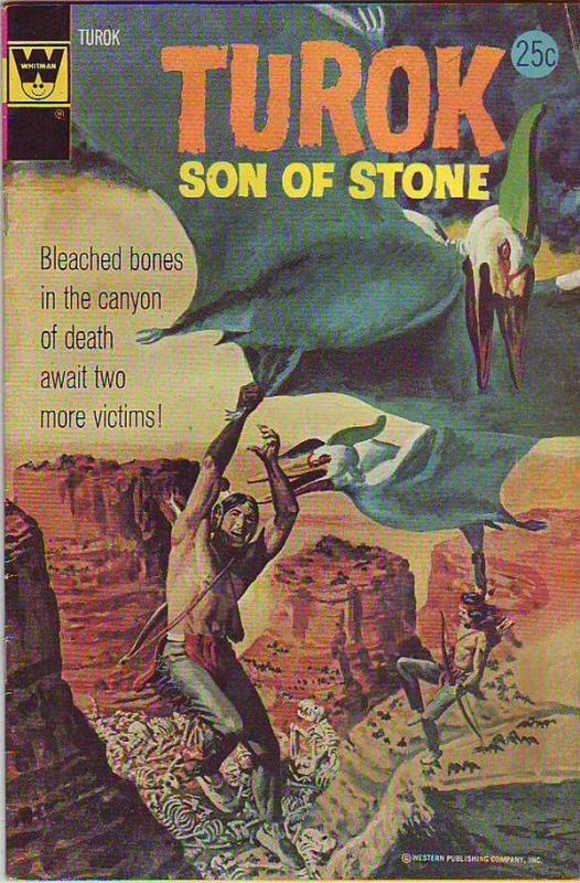 Turok Son of Stone #91 (Jan-74) FN Mid-Grade Turok, Andar