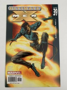 Ultimate X-Men #39 Blockbuster Part 6 (2001 Marvel Comics) NM