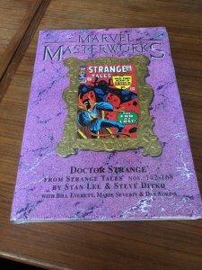 Marvel Masterworks 49 Doctor Strange Variant  Brand New Strange Takes 142-168