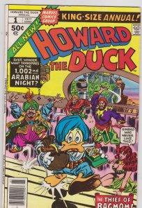 Howard the Duck Annual #1