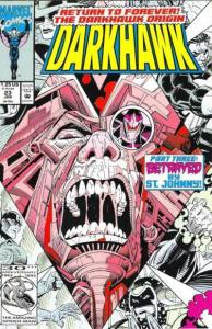 Darkhawk #23, NM- (Stock photo)