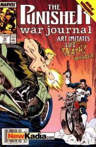 Punisher War Journal (1988 series) #12, VF+ (Stock photo)