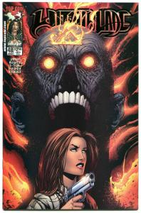 WITCHBLADE #48, NM, Variant, Limited #200 of 1500, COA, more LTDs in store