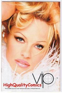 VIP Preview Limited, Pamela Anderson, NM+, Photo cv, 2000,  more in store