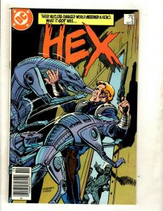 11 DC Comics Hex # 2 3 4 11 12 16 15 17 18 Blue Devil # 18 26 WS11