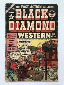 Black Diamond Western 48   (Detached Bottom Staple)