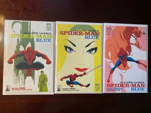 Spider-Man Blue Set #1-6 (2002) VF 8.0
