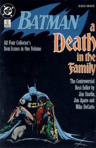 Batman: A Death in the Family #1, NM + (Stock photo)