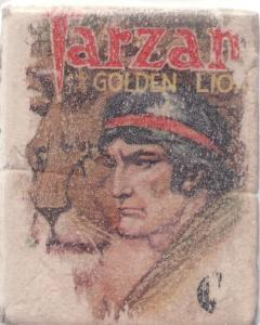 TARZAN AND THE GOLDEN LION-1943-BIG LITTLE BOOK-WHITMAN P/FR