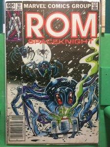 Rom Spaceknight #30