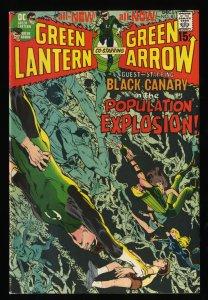 Green Lantern #81 FN/VF 7.0 DC Comics