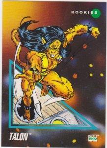1992 Marvel Universe #149 Talon
