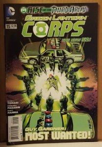 Green Lantern Corps #15 (2013)