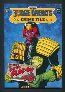 Judge Dredd Crime File #2  TPB  / VFN/NM  /  August 1989