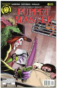 PUPPET MASTER #9, NM, Bloody Mess, 2015, Dolls, Killers, more HORROR  in store,C