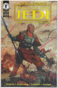 Star Wars  : Tales of the Jedi: Dark Lords of the Sith   #2 of 6 FN