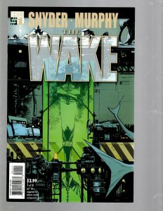 12 Comics The Wake 1 Deadwardians 1 2 3 4 5 6 7 Saucer Country 1 2 and more J446