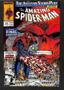 The Amazing Spider-Man #325 (1989)