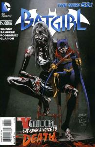 Batgirl (4th Series) #20 VF; DC | save on shipping - details inside