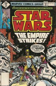 Star Wars #18A FN; Marvel | save on shipping - details inside