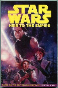 Star Wars: Heir To The Empire Trade Paperback 1st Print  Dark Horse 1996