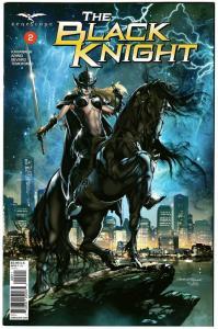Black Knight #2 Cvr A (Zenescope, 2018) VF/NM