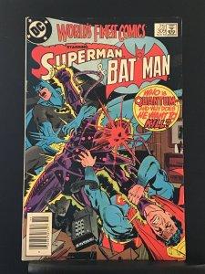 World's Finest Comics Staring Superman and Batman #309