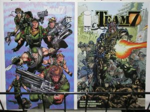 TEAM 7 (1994 IM) 1 both variants