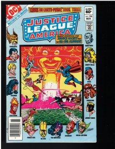 Justice League of America #208 (1982)