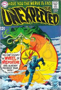 Unexpected, The #111 (Mar-69) VG Affordable-Grade Johnny Peril