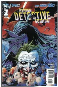 DETECTIVE COMICS 1 F-VF Nov. 2011