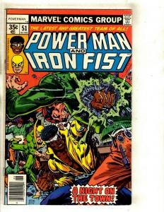 8 Iron Fist Marvel Comics # 51 52 53 55 56 57 58 59 WS6