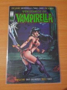Vengeance of Vampirella #11 ~ NEAR MINT NM ~ (1995, Harris Comics)