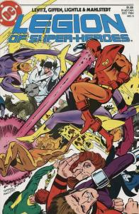 Legion of Super-Heroes (3rd Series) #3 FN; DC | save on shipping - details insid